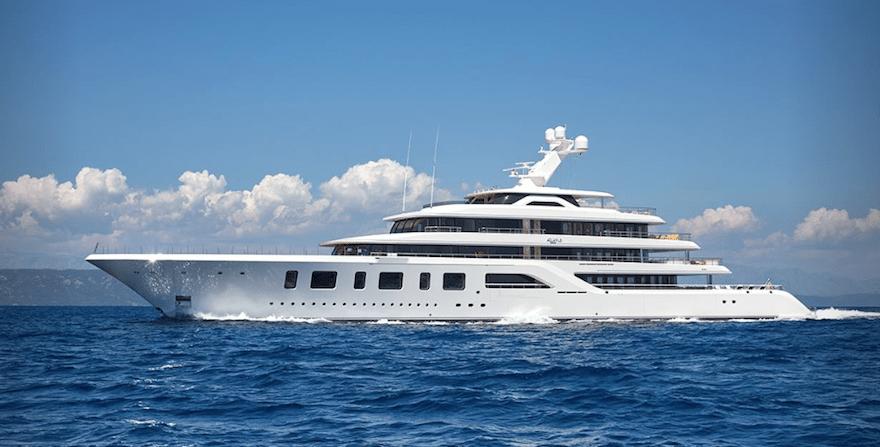 5 Biggest Newbuild Yachts At Monaco Yacht Show 2017 Rich