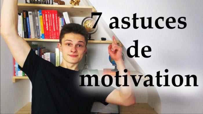 Comment être motivé