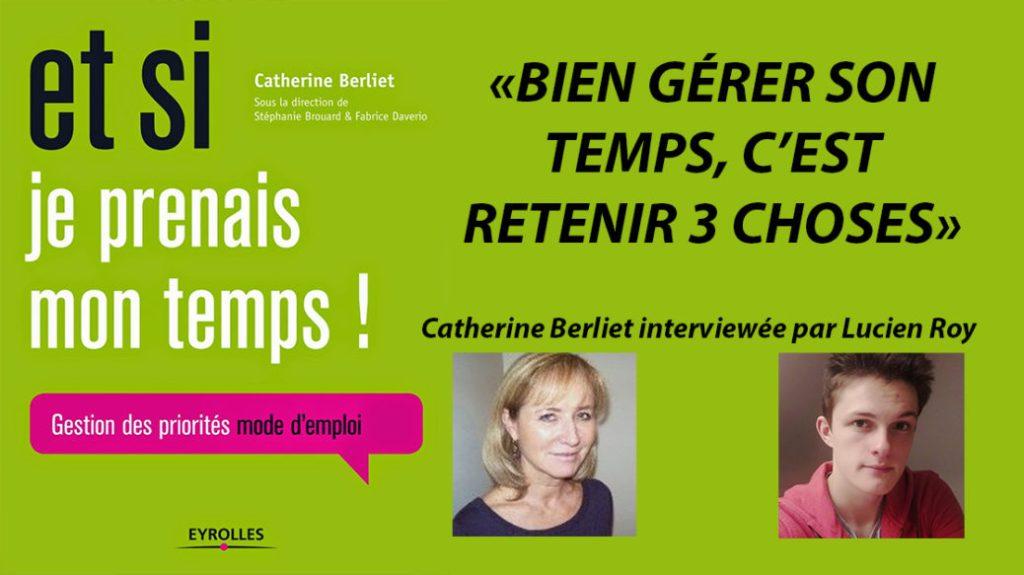 Catherine berliet