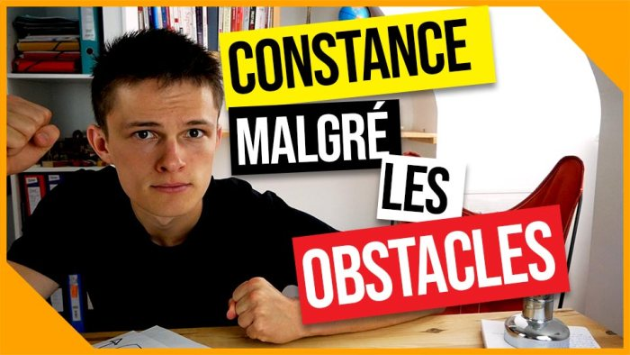 objectif obstacle