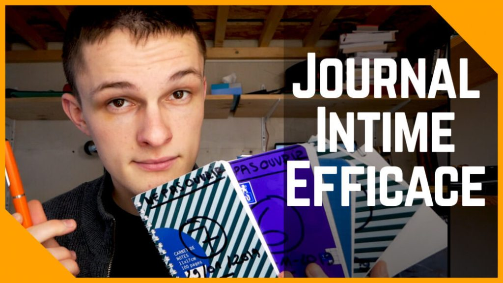 Ecrire journal intime