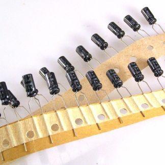 Multilayer Radial Ceramic Capacitor 10nf 50V Z5U 100 pieces OLA3-14