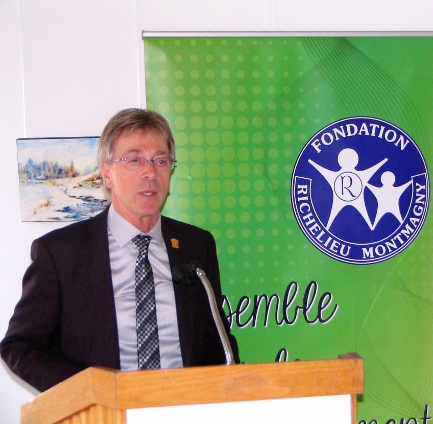 Rémy Langevin Maire de Montmagny
