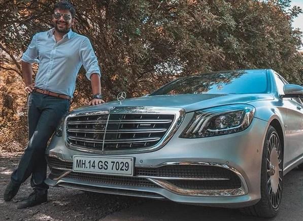 Rachit Hirani- Mercedes Benz