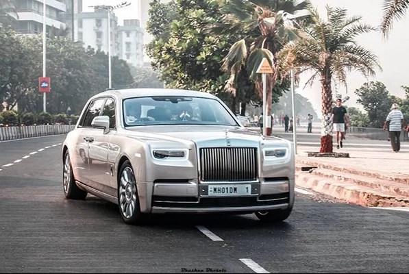 Rolls Royce shot by Bhushan Bhosale