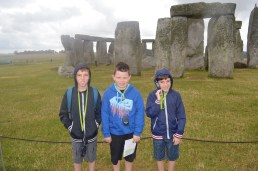 Josh Dan and Jacob Stonehenge