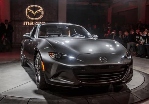 Mazda MX-5RF 2