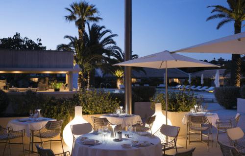 Hotel Sezz Saint-tropez Colette Restaurant