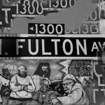 Fulton Avenue composite street scene.