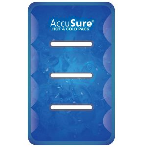 AccuSure Hot  Cool Gel Pack For Joints And Muscular Pain  accusure hot and cold pack