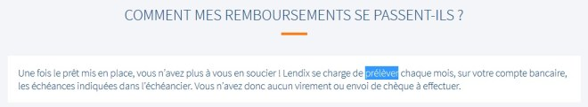 Lendix investissement crowdfunding crowdlending 09 faute