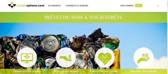 The ecological crowdfunding in France