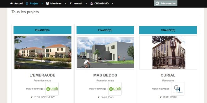 crowdimo-crowdlending-crowdfunding-Immobilier-menu-Projet