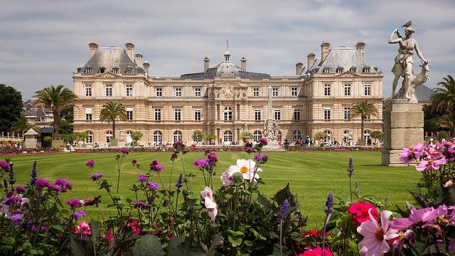 Palacio de Luxemburgo-Paris