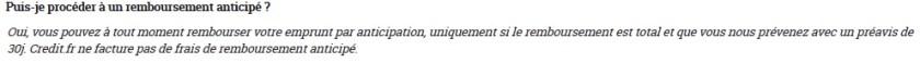 credit.fr investment crowdfunding investment 08 refund anticipates
