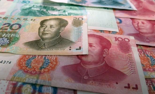 Le renminbi ou monnaie du peuple est désormais une monnaie importante (le renminbi c´est le Yuan)