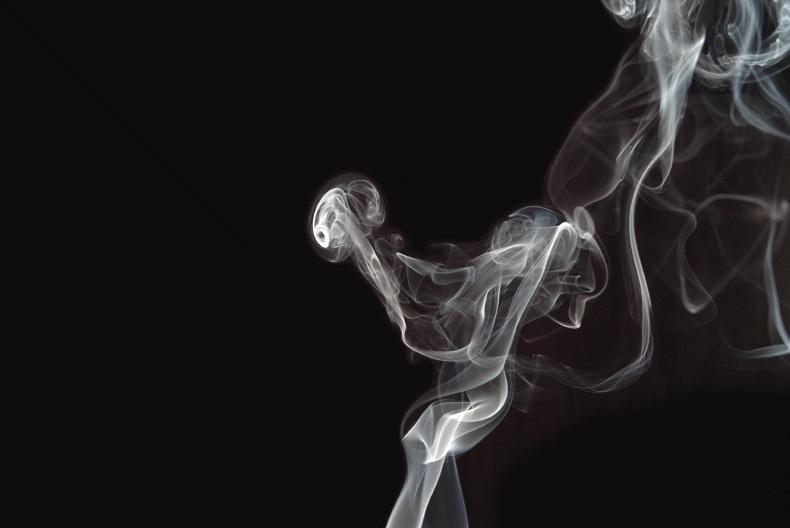 smoking out