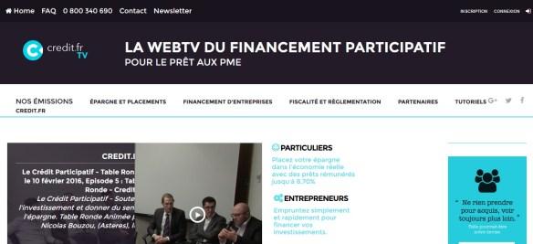 credit.fr web tv 01