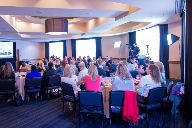 reunión de negocios de MLM