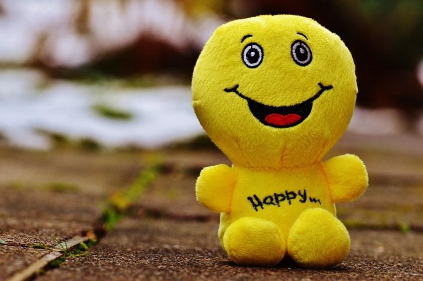Smiley-plush