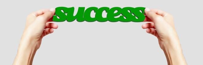 éxito