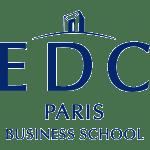 v11_logo-edc Ecole de Commerce de Paris - Business School