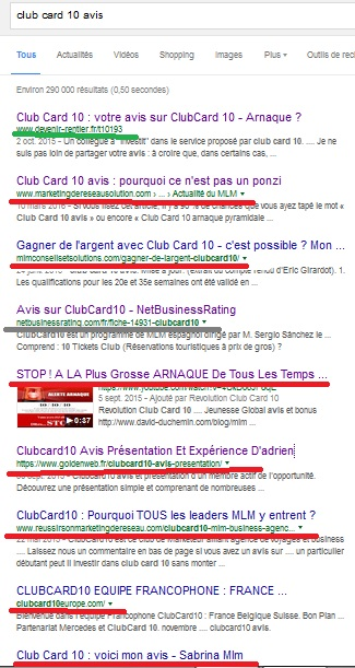 Club card 10, they cheat – Richesse-et-finance com