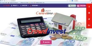 crowdimo probar y ver la plataforma de inversión de bienes raíces