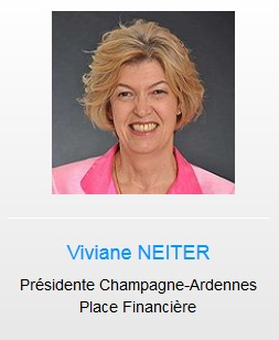 hoolders investment crowdfunding co-investment 13 Viviane NEITER President Champagne - Ardennes financial innovation