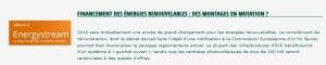 green channel investissement crowdfunding ecologique 13 energystream 2