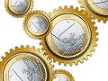 logo, riqueza y las finanzas de euro 120 x 90