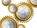 logo, wealth and finance euro 120 x 90