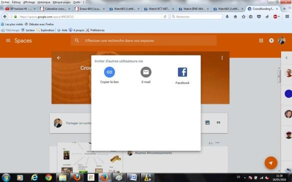 google spaces espaces mode enploi 8