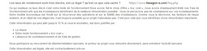 Hexagon-e-Investissement-crowdfunding-crowdlending-crowdbuilding-test-Avis-legal