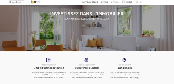 lymo crowdfunding corwdlending real estate presentation