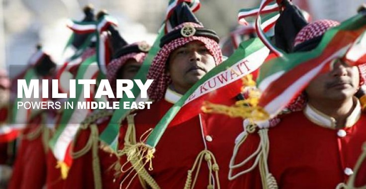 Top Most Powerful Militaries In The Middle East - 10 most powerful countries in the world 2015