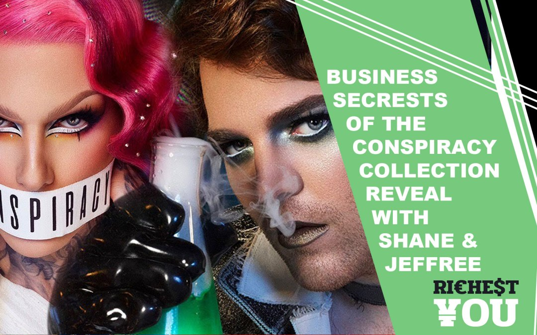 Business Secrets in Shane Dawson's series The Conspiracy Reveal Episode 6