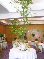 Tree centerpiece