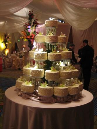 Multi-cake