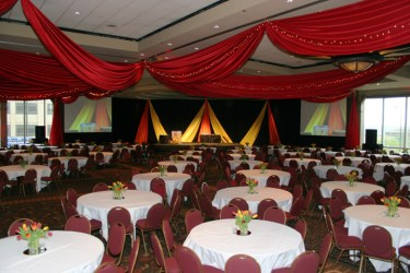crowne plaza stage