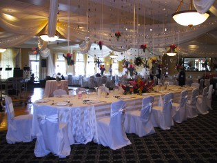 KIEFFER head table