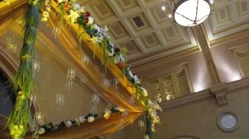wedding year mandap detail