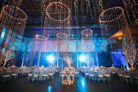 Yevgenia and Eugene's Russian and Jewish Wedding at Aria in Down