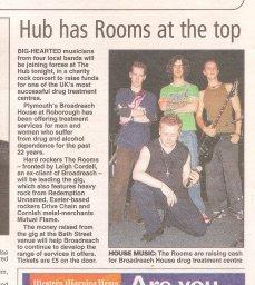 Evening Herald (Friday 14th October 2005)