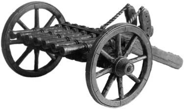 medieval stone cannon balls