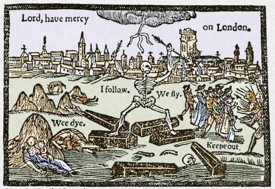plague-in-london-1625-science-source