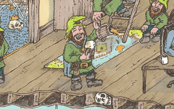 A Fantasy Writers' Handbook Teaser Chapter: Dialogue