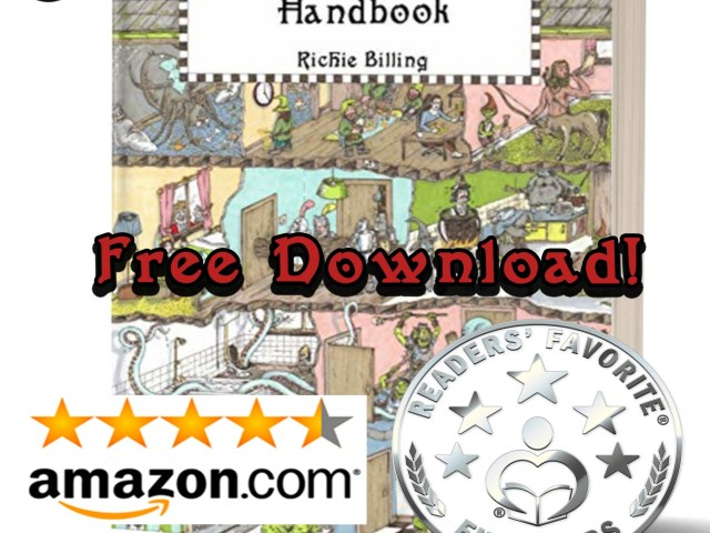 LAST CHANCE – Get A Fantasy Writers' Handbook for FREE! Plus 2 other books too!