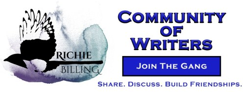 community of writers button