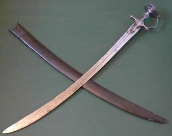 tulwar weapon